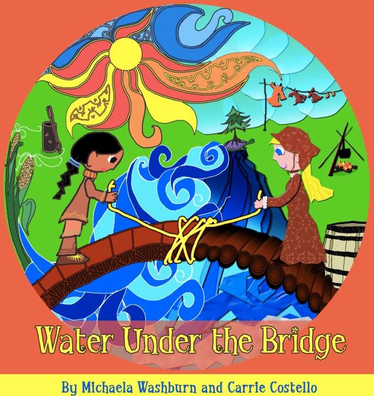 圖片標題 get involved at water under the bridge