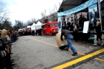 Winter WineFest - Barrel Rolling