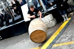 Winter WineFest - Tim Wilson from Dillan's Distillery Winning Run