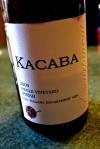 Kacaba - 2010 Single Vineyard Syrah