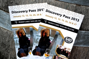 Icewine Festival - Discovery Passes