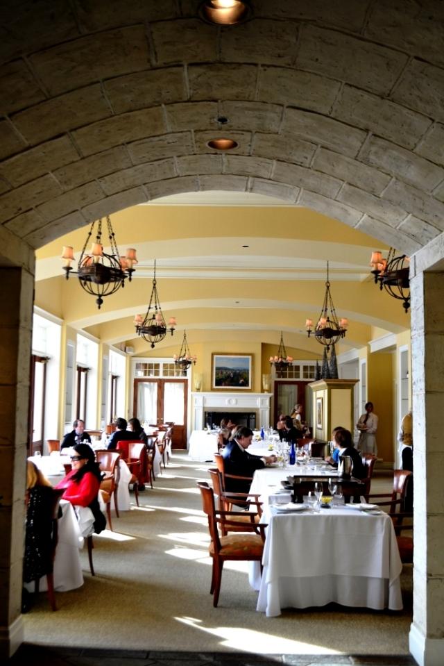 Icewine Festival - Peller Dining Room