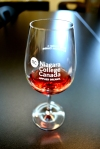 Wine and Chocolate - Niagara College Rose