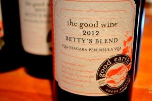 The Good Earth Food and Wine Co - Betty's Blend