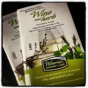 Wine and Herb by Wineries of Niagara-on-the-Lake