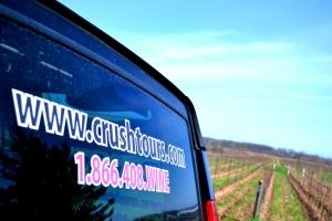 Crush Tours Niagara - Land Rover