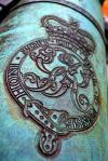 Dundurn Castle - Canon Engraving