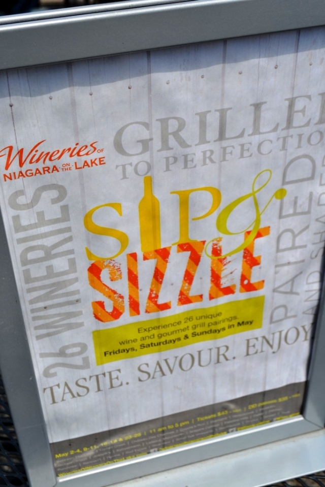 Sip and Sizzle