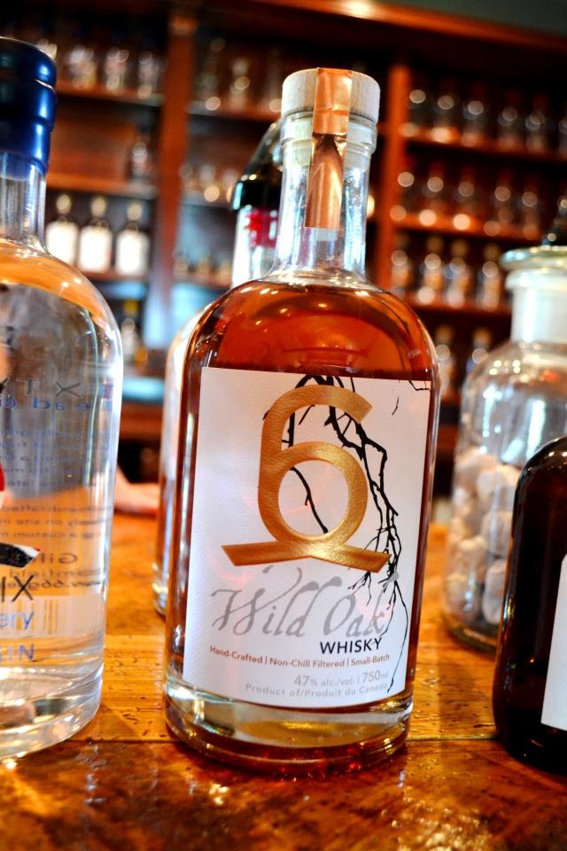 66 Gilead Distillery - Wild Oak Whiskey
