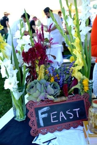 Organic Feast of Fields 2014 - Pangaea Restaurant
