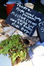 Organic Feast of Fields 2014 - Tundra Restaurant